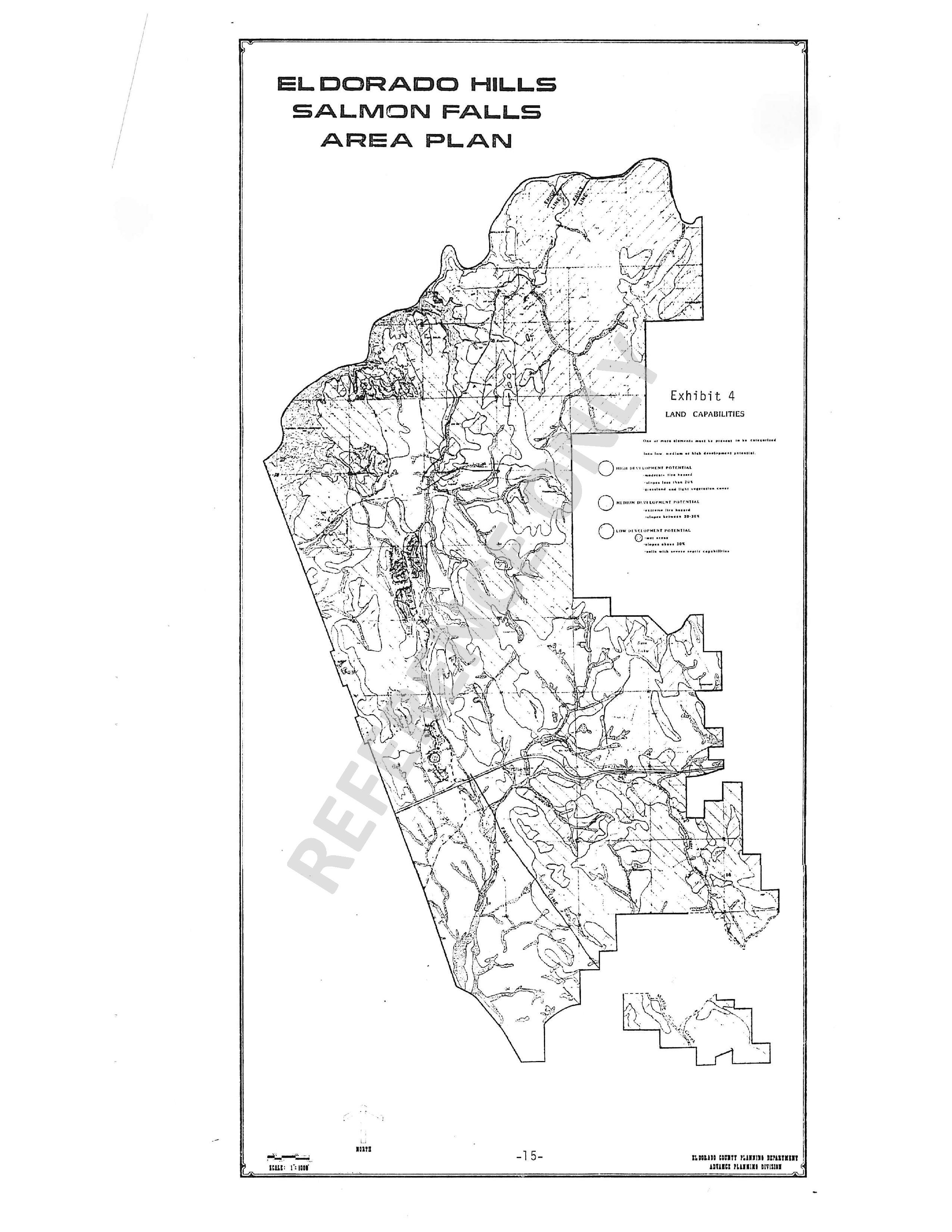El Dorado Hills Salmon Falls Area Plan
