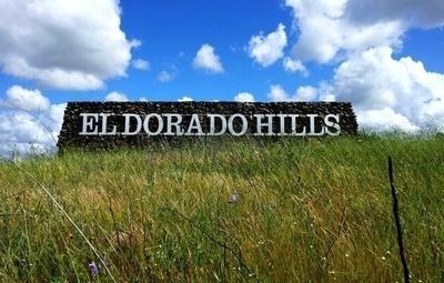 El Dorado Hills HWY50 Monument