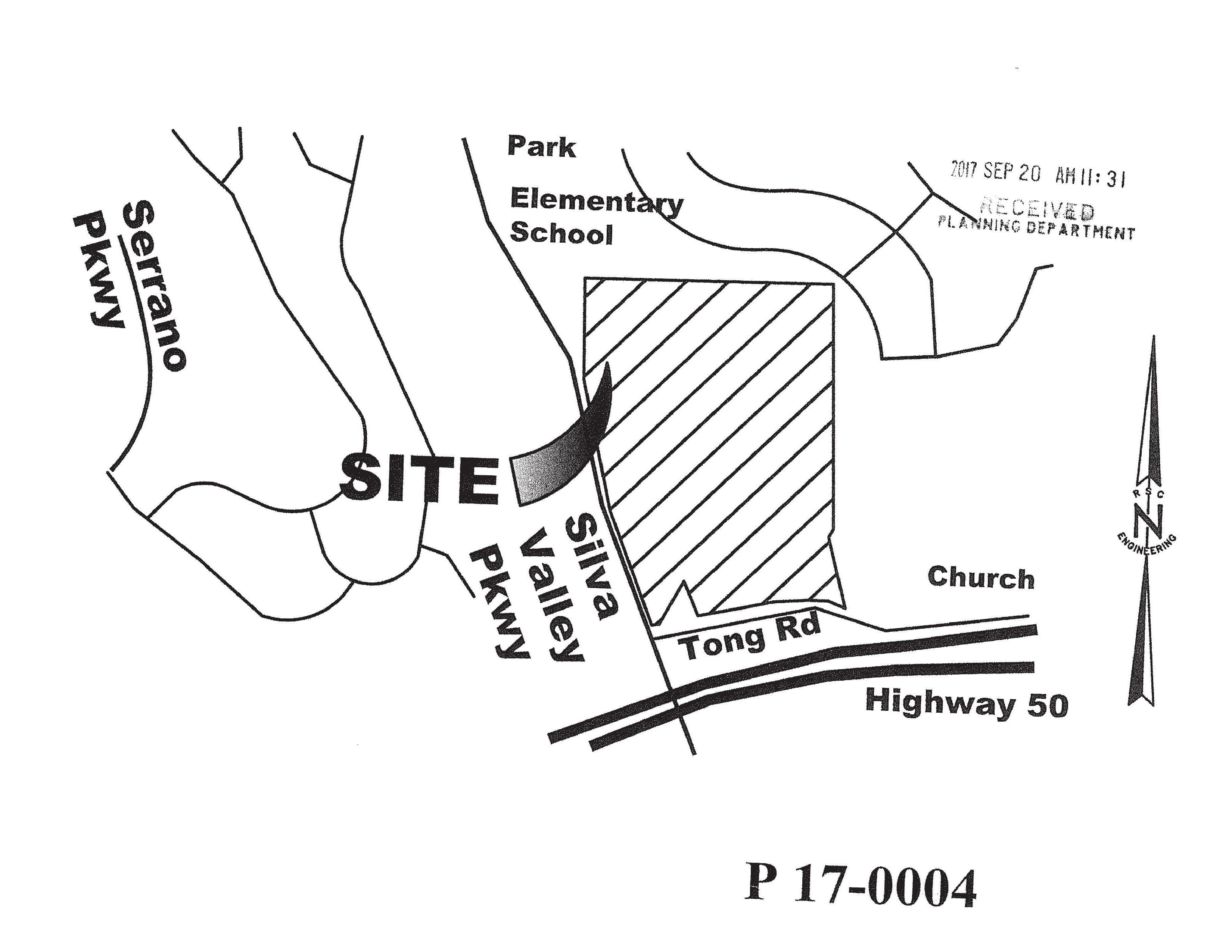EDH 52 Development At Silva Valley HWY50 Tentative Parcel ...